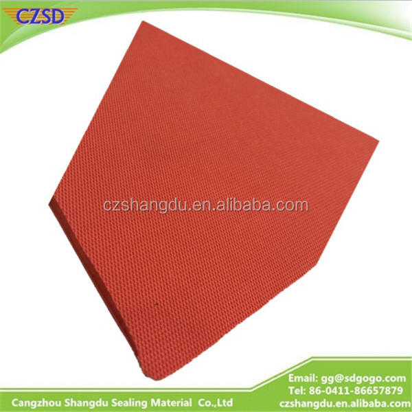 SD Red Natural Latex Sheet and Rubber Lining , Rubber Sheet Roll