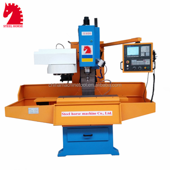 Steel Horse Small 3 Axis Cnc Vertical Milling Machine Price