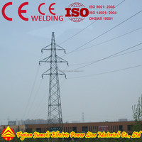 Self Supporting Steel Pylon