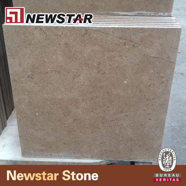 Wholesale 60x60 polished beige marble tile sinai pearl marble