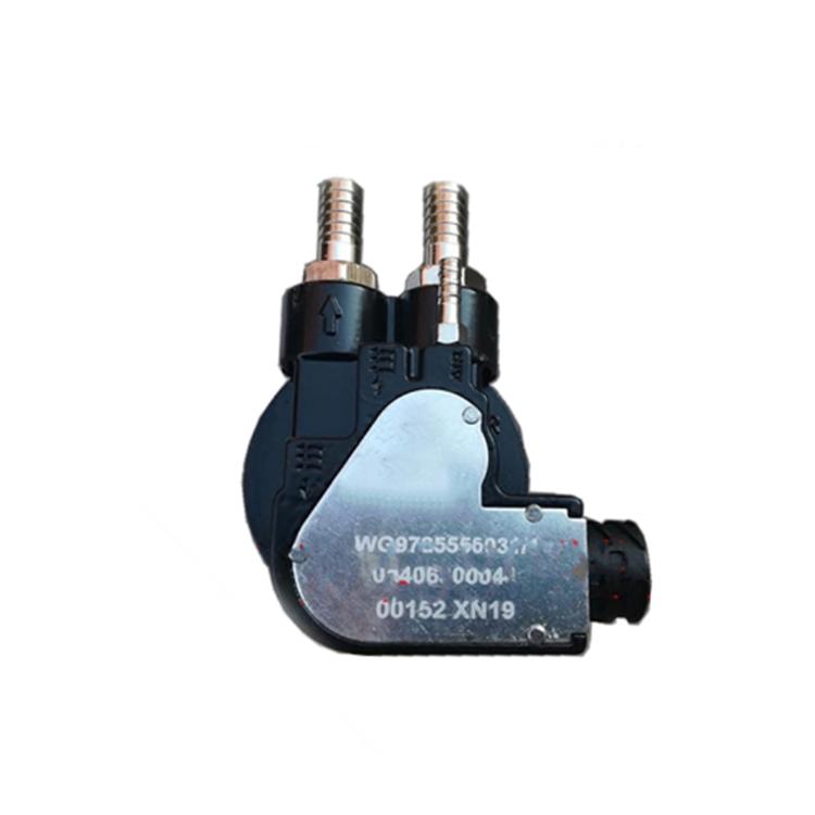 aluminum products fuel tank oil level sensor for sinotruk