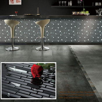 Black And White Floor Tile Home Depot Mosaic