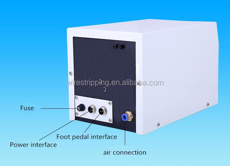 EW-10WT Otomatik Tel ve Kablo Büküm Makinesi