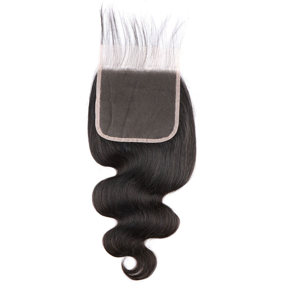 Wholesale virgin hair vendors vietnam hair silk base closure 5x5 lace closure