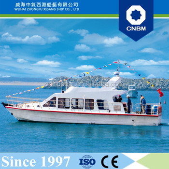 Ce Certification And Fiberglass Hull Material 18 8m/62ft' 45 Persons  Passenger Ships And Ferries With Prices - Buy Passenger Ships And  Ferries,Fast