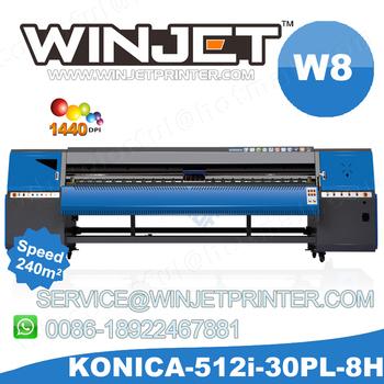 c070ed002 Allwin Large Format Printing Machine 3.2m/konica Outdoor Printer ...