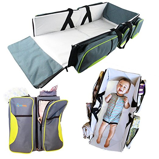 Best Compact Baby Portable Travel Bed Cot Bag