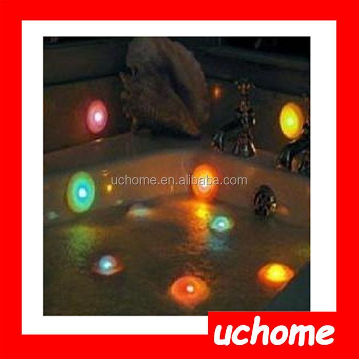 Uchome Bath Light Led Spa Light Floating Bathtub Lights Made In ...
