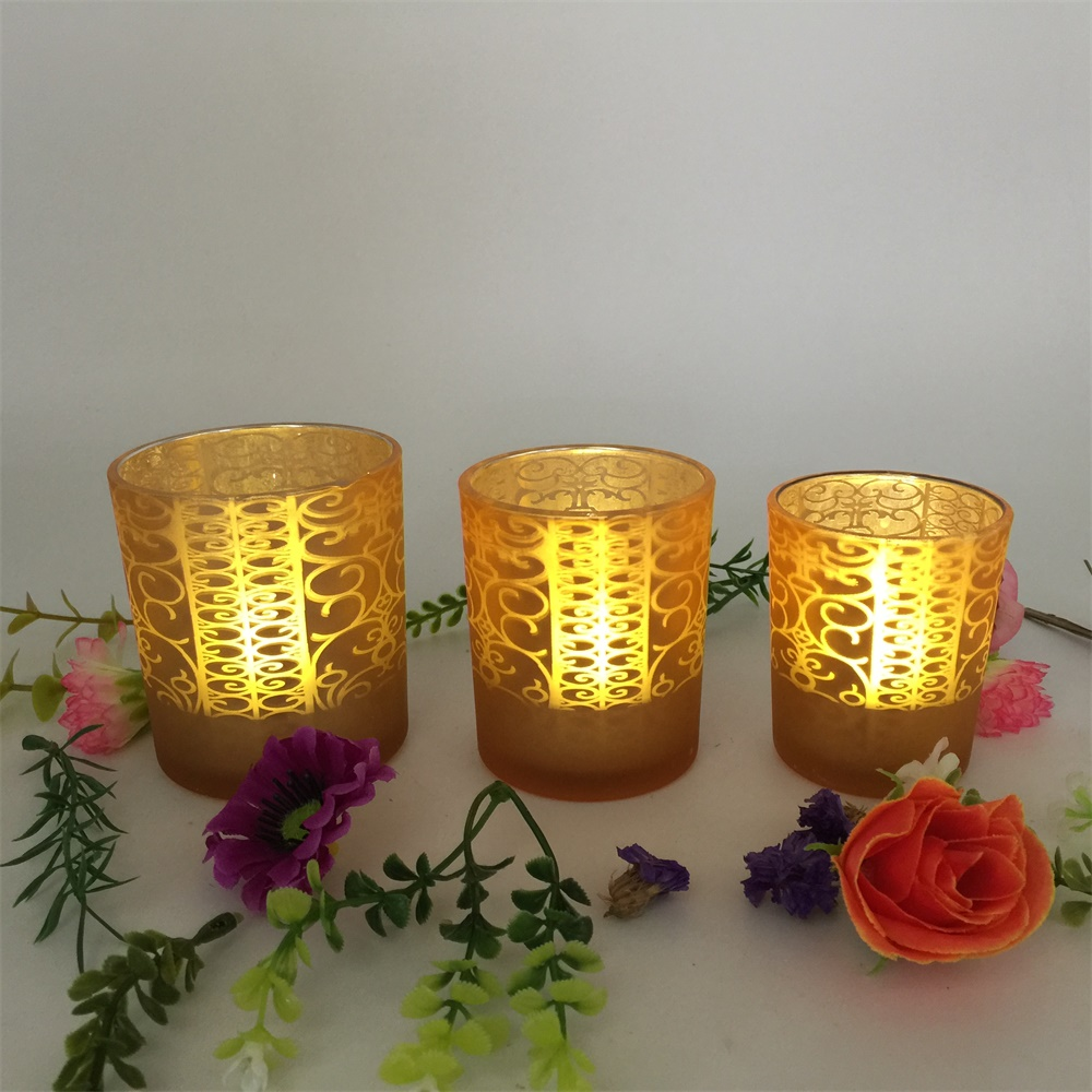 Antique candle lanterns candel holder glass wholesales