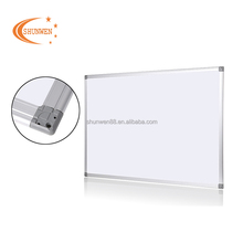 School magnetic wall mounted whiteboard