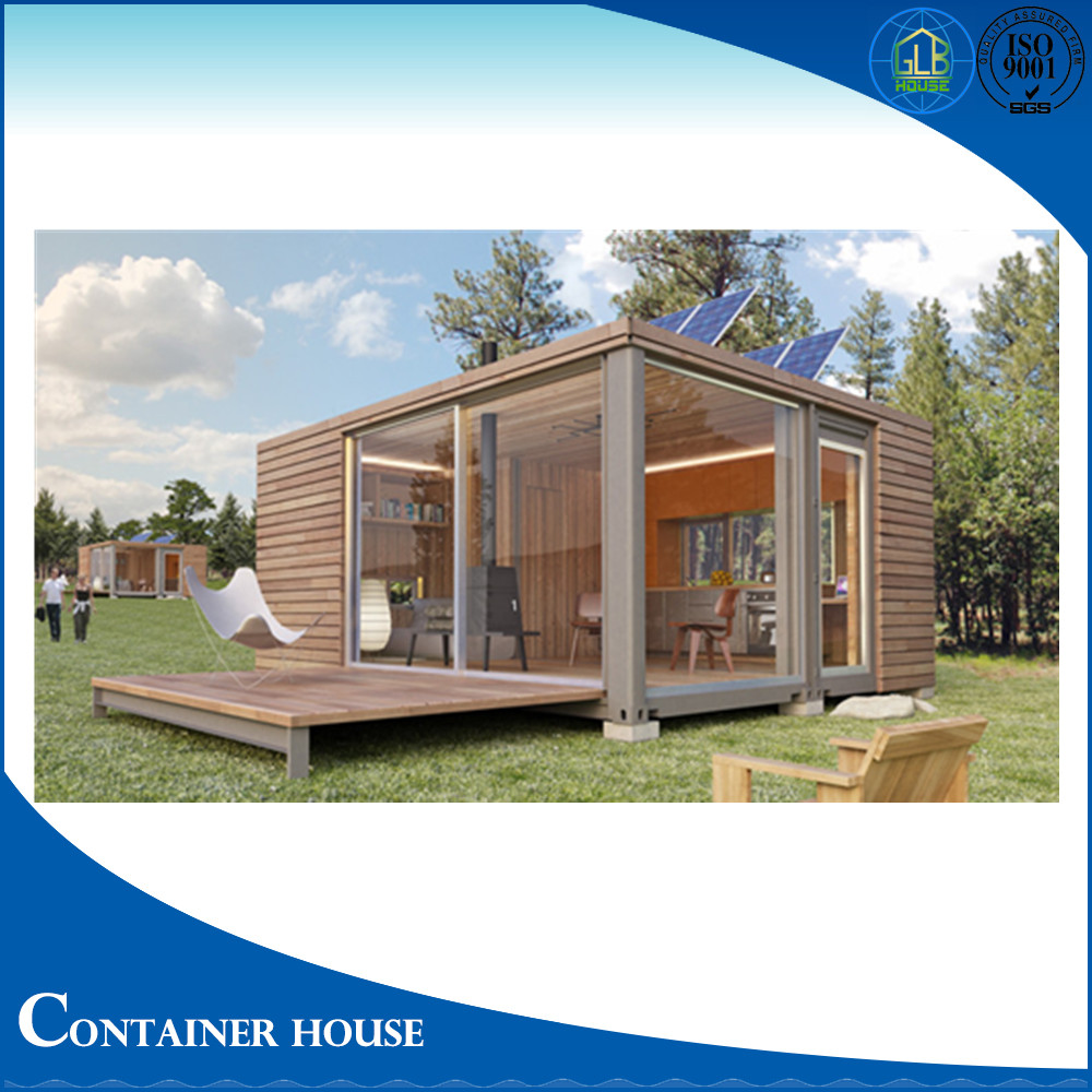 Luxury 20ft Container Home For Accommodation Homes Flat Pack Prefab Product On Alibaba