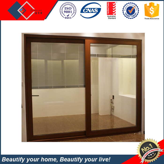Good price sliding window in the philippines aluminum commercial residential windows
