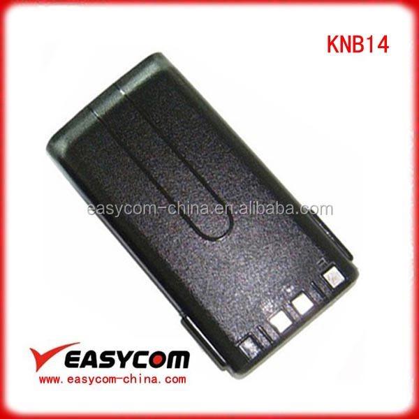 2 way radio batteries KNB14 for Kenwood TK260/360/270/370 walkie talkie replacement battery