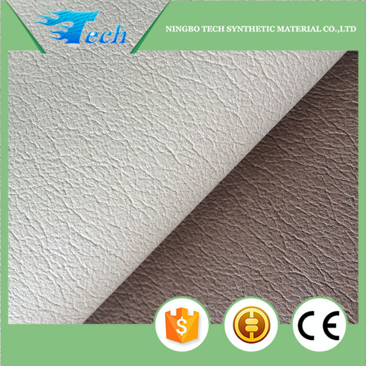 PU leather factory modern italian anti-abrasion faux microfiber fabric leather for shoes