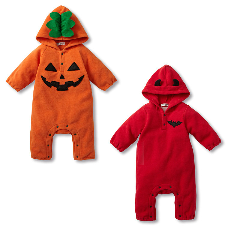 9613c65dd39f3 Buy 0-18M/autumn winter new born clothes Hooded thick jumpsuit halloween  costume for baby girl boy band infant clothing china BC1342 in Cheap Price  on ...