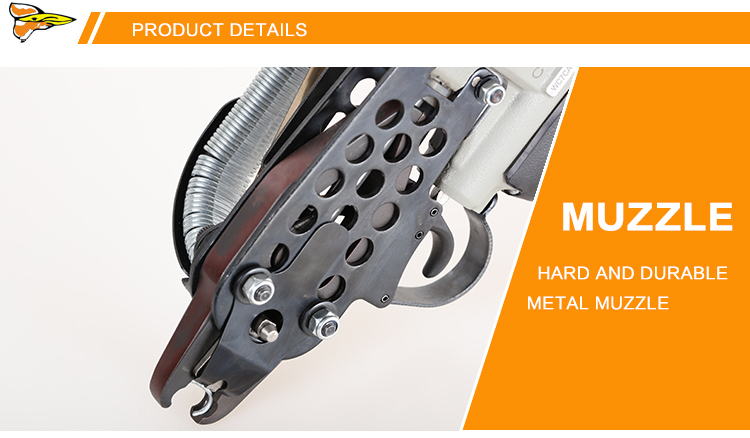WOODPECKER WOC-7CA clinching gun/Hog Ring Plier for the network structure fastens tool from China