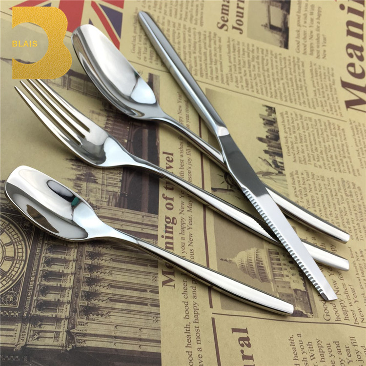 Italian flatware wholesale alibaba spoon set royal stainless steel cutlery set