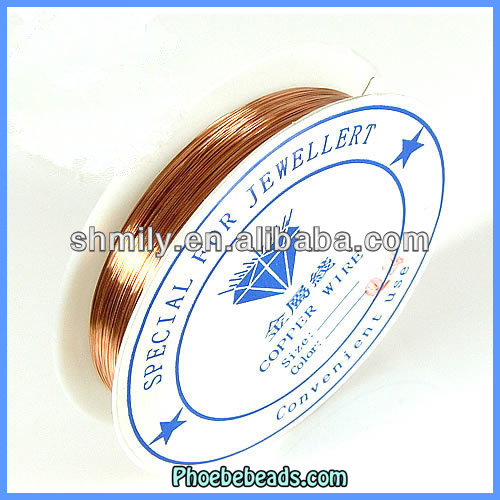 Wholesale 0.3mm Nylon Coated Beading Wire For Jewellery JTW-C010