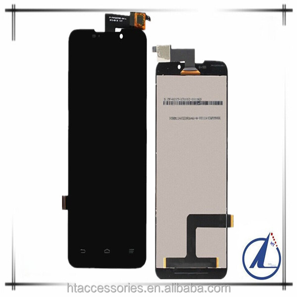 For ZTE Grand memo 5.7 N5 U5 N9520 V9815 LCD Display touch screen with digitizer assembly ,Black