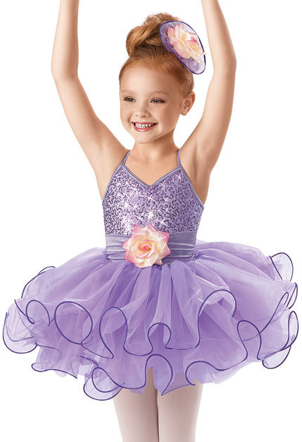 1a46bc1cd Buy Top quality ballet dance tutu for child Attractive purple costume for  ...