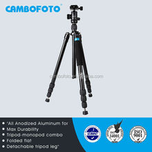 movable camera tripod screw aluminum trepied head for video camera photographs