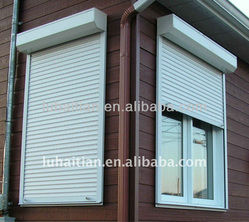 Global sourcing competetive price window Shutter Aluminum Bullet Proof Window Roller Shutter