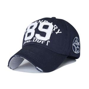 8f029c9d52a Custom Frayed Baseball Caps