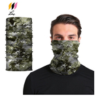 Wholesale Multifunctional Climbing Camouflage Headwear Bandana