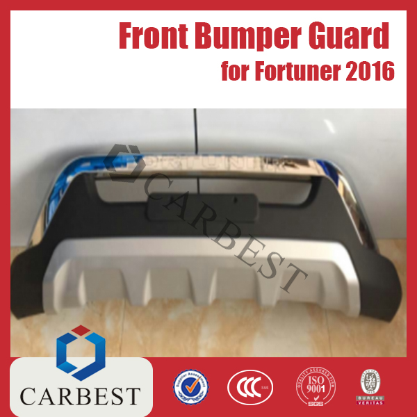 High Quality Front And Rear Bumper Guard for TOYOTA FORTUNER 2016