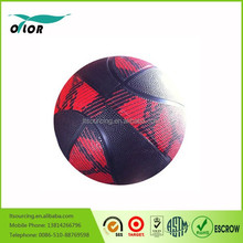 Colorful no stitch laminated rainbow teams basketball cheap