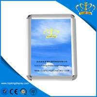 Photo Frame,Single or double face Type and Metal,Aluminum Material phote snap frame