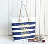 High Quality Durable Women 16oz Canvas Cotton Tote Bag