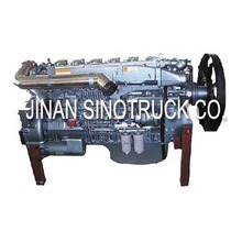 Original SINOTRUCK HOWO Truck Parts Engine