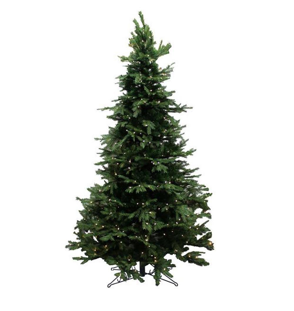 7.5 Ft Cimarron Spruce Artificial Christmas Tree
