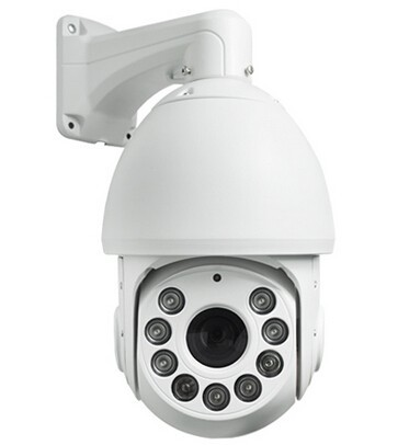 CCTV Auto Tracking 1.0M 720P IP Speed Dome Camera 18X 4.7-84.6mm Lens PTZ Module