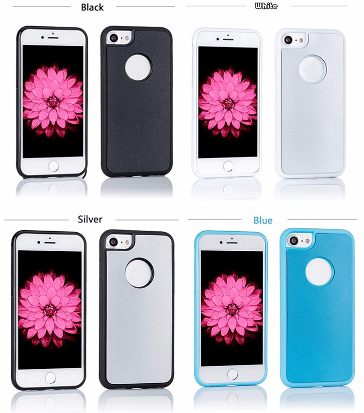2017 trending products magical nano sticky anti gravity case for iphone 6s