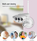Skype wifi camera OEM/ODM 1080P High resolution home security wifi hidden spy camera