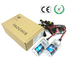 35W HID Car lights xenon lamp xenon bulb H1 3000K 4300k 5000k 6000k 8000k 10000k 12000k front light bulbs headlight single beam