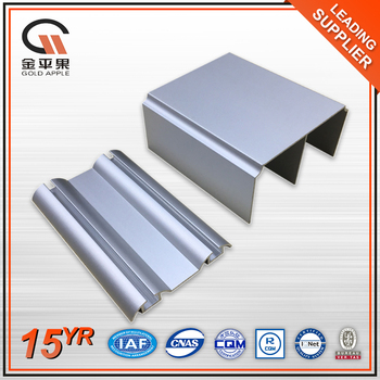 Aluminum Sliding Door Trackmetal Sliding Glass Window Track System