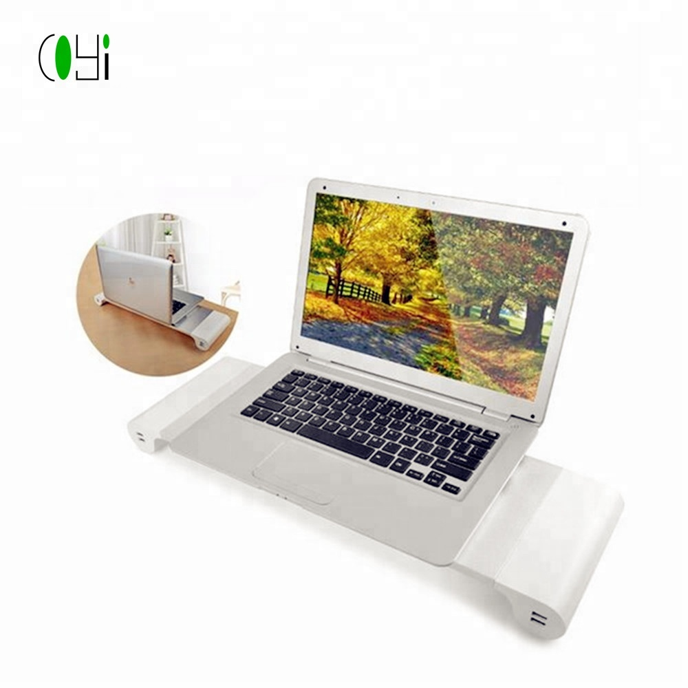 Portable Computer Gadget Monitor Laptop Office Desk Organizer Holder Stand Shelf - Buy Computer ...
