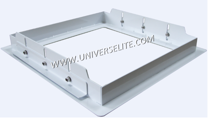 80w Led Gas Station Lamp Ip65 Recessed Led Light For Gas Station ...