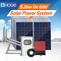 Moge best price solar panel system for home 2kw 3kw 4kw 5kw 8kw 10kw 15kw 20kw 30kw