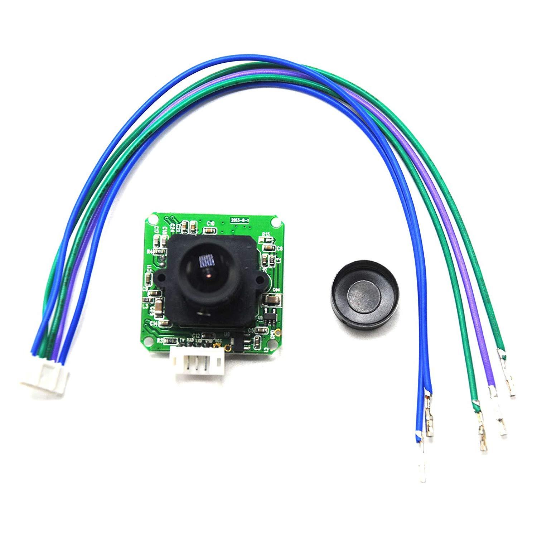 LS JPEG Color Camera Serial UART Interface (TTL level) LS-Y201-TTL
