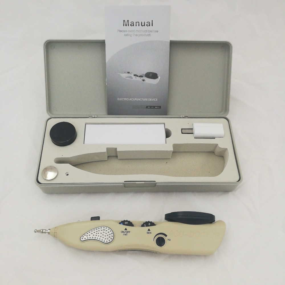 Newest Point Reading Pen Electric Acupuncture Device ...