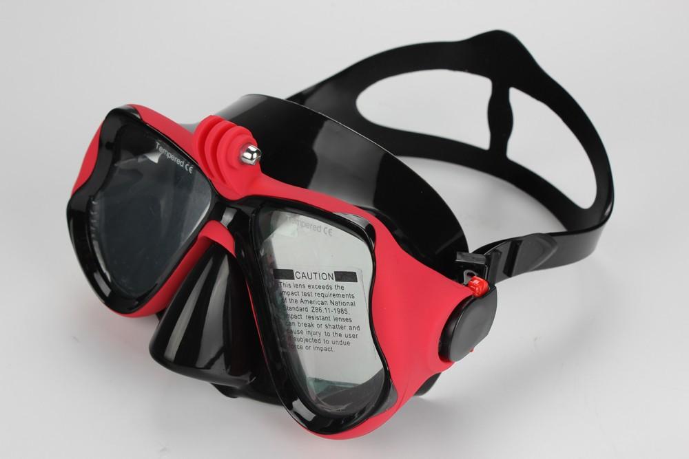 6c997bde98225 Os óculos de proteção da natação do Snorkel da máscara do mergulho do  silicone de mergulho