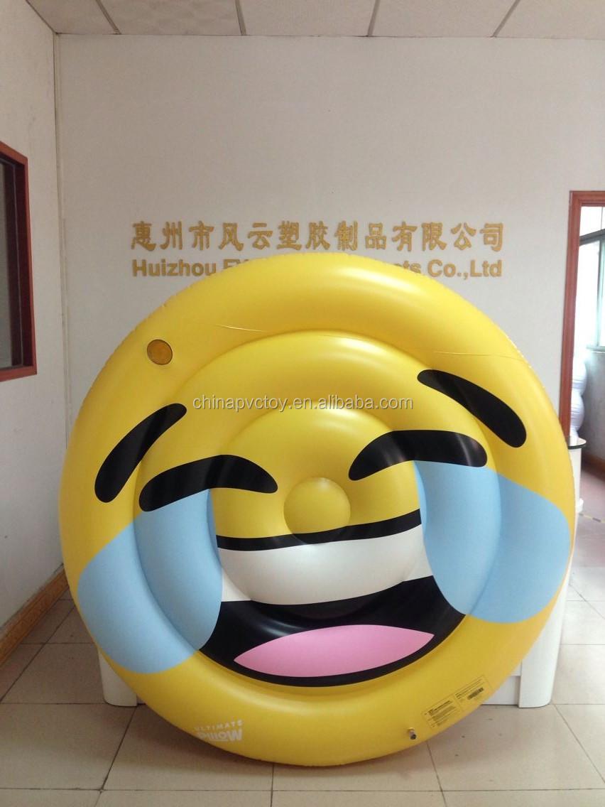 Inflatable Coolguy Emoji Float /inflatable Facepalm Smile Emoji/inflatable  Cry Emoji Slide/ - Buy Inflatable Coolguy Emoji Float,Inflatable Facepalm