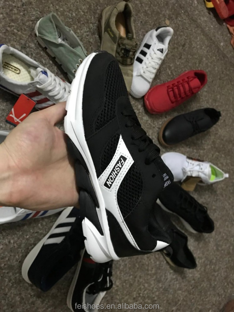 Mix design men sport shoes running stock shoes sneaker shoes stock