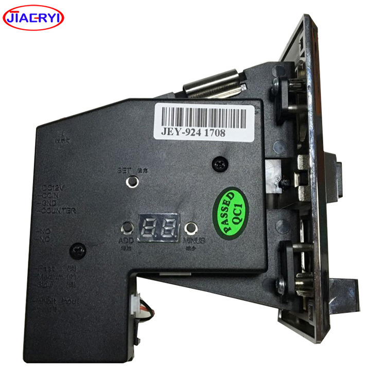 Washing machine wholesale high quality multi coin acceptor validator
