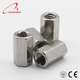 Stainless steel long nut hex sleeve nut DIN6334