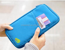 CY151 Travel Card Cash Document Organizer <span class=keywords><strong>Portemonnee</strong></span> Rfid Blocking Paspoorthouder